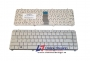 HP Pavilion DV5 US keyboard (zilver)