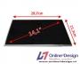 """Laptop LCD Scherm 14,1"""" 1280x800 WXGA Glossy Widescreen"""