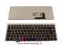 Sony Vaio VGN-FW BE keyboard zwart (incl. zilver frame)